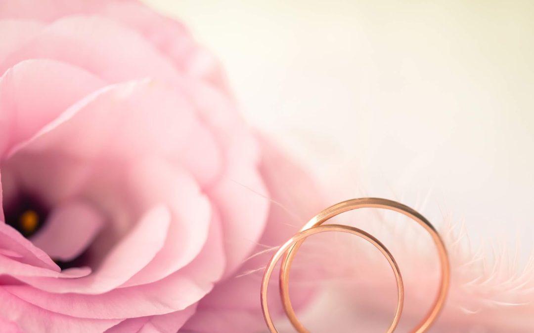 Consejos para elegir las alianzas de boda