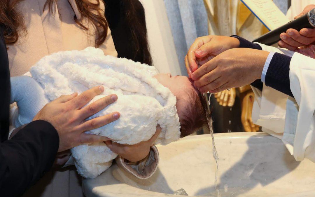 Tradiciones del bautizo