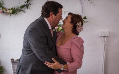 Una boda a contrarreloj..